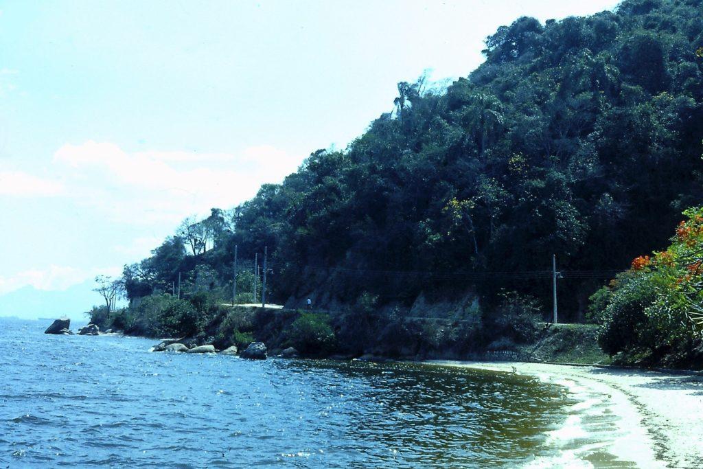 Strand in Ilha de Paqueta