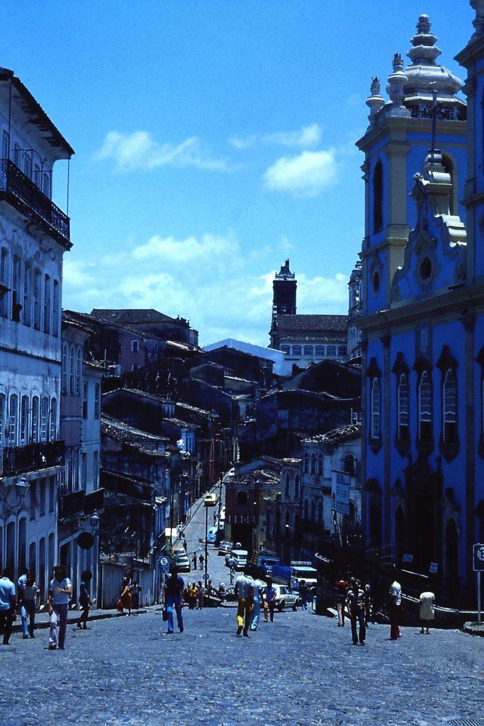 TRua na Bahia